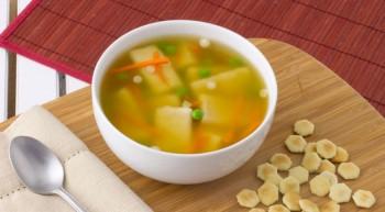 Homestyle Dumpling Soup