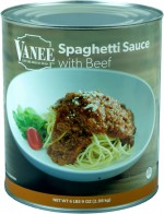 SPAGHETTI SAUCE WITH MEAT