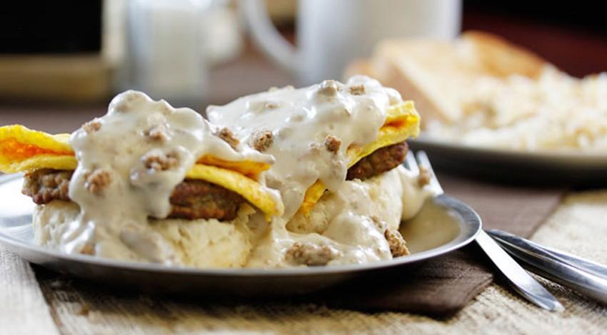 Haystack Breakfast
