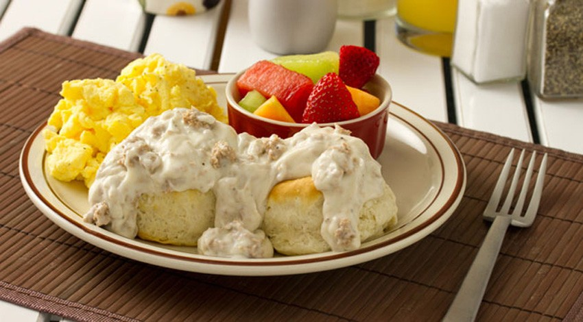 Dixie Biscuits and Gravy
