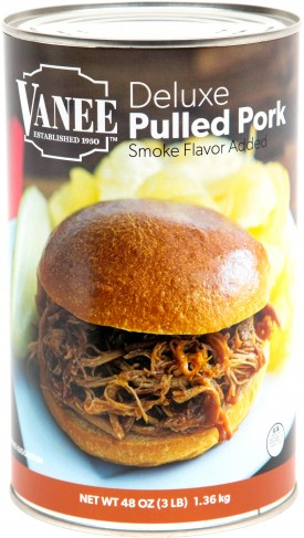 DELUXE PULLED PORK