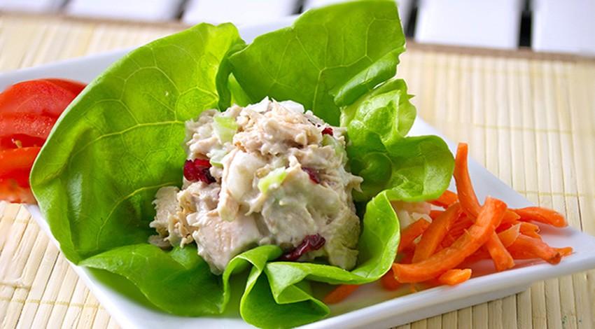 Phyllis' Chicken Salad
