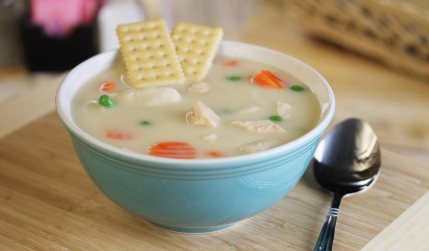 Chicken and Dumpling Soup